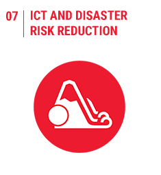 ICT and Disaster Risk Reduction