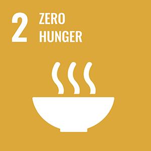 SDG 2. Zero Hunger