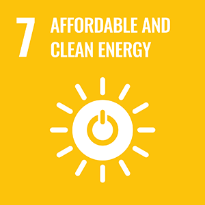 SDG 7. Affordable and Clean Energy