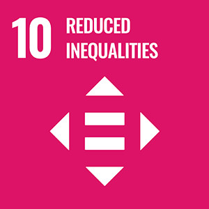 SDG 10. Reduced Inequalities