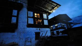 A green power project bringing electricity to the rural poor in Bhutan
