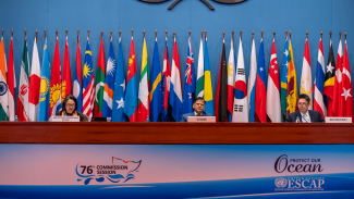 The 76th session of the Economic and Social Commission for Asia and the Pacific