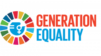 Logo for Generation Equality