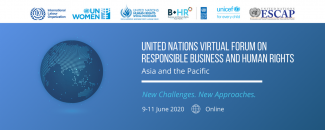 UN Responsible Business and Human Right Forum