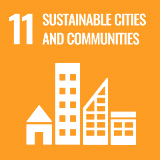 Sustainable cities and communites