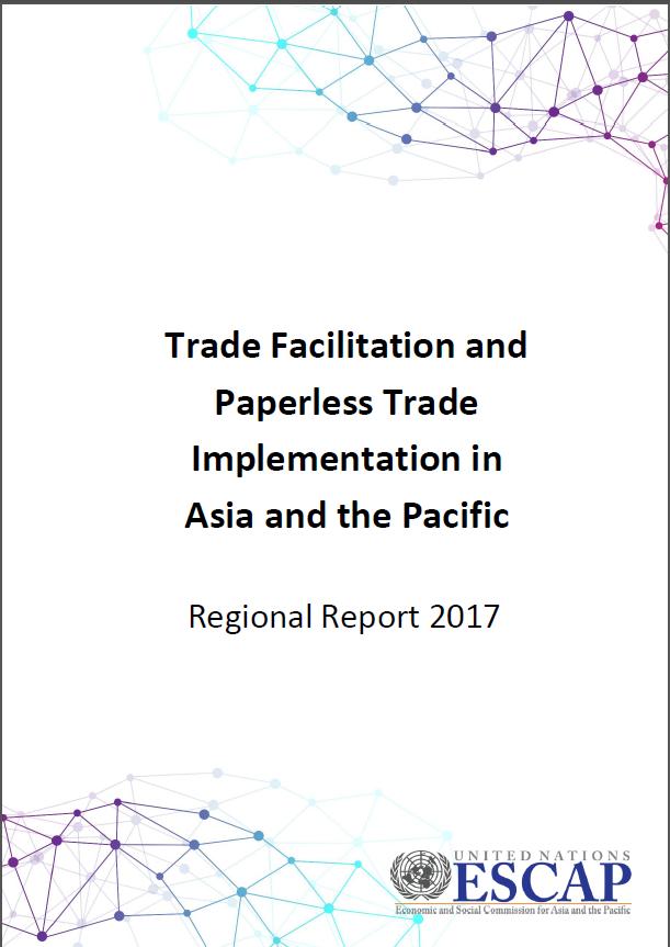 Trade Facilitation United Nations Escap