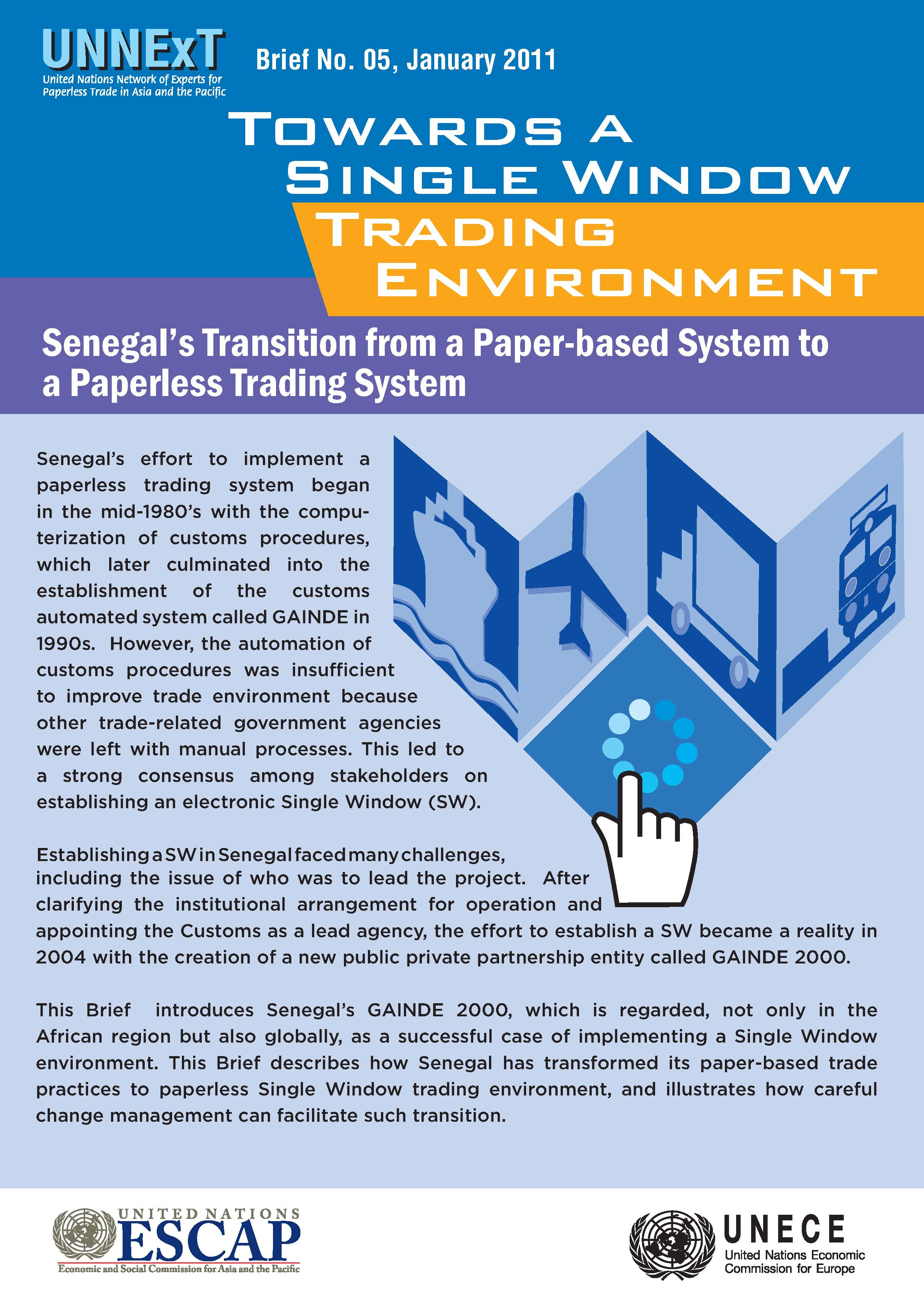 Thesis trading system